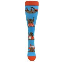Summer Sloths Fashion Compression Sock - 94872