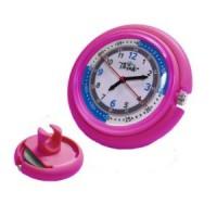 Nurse Stethoscope Watch - Pink - 01149